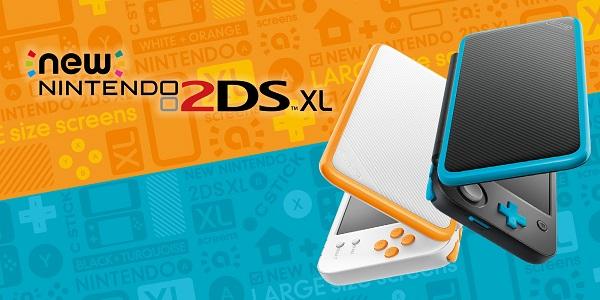 New Nintendo 2DS: ecco il trailer di lancio