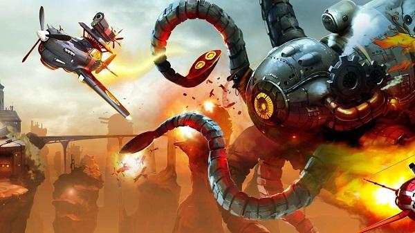 Sine Mora EX: dall'8 Agosto su PC, PS4 e Xbox One