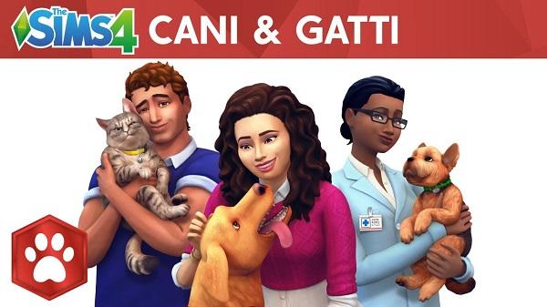 """Gamescom 2017: Annunciata l'espansione """"Cani & Gatti"""" per The Sims 4"""