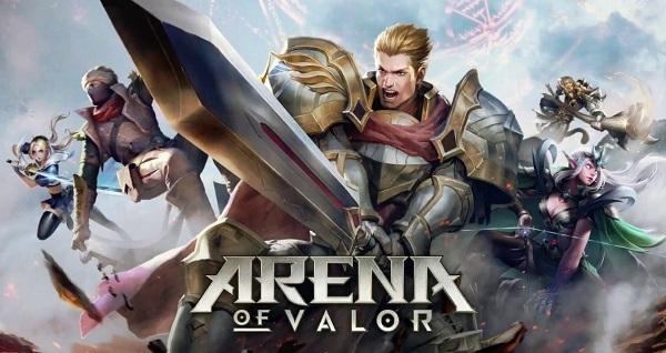 Arena of Valor: disponibile da oggi il nuovo MOBA per Android e iOS