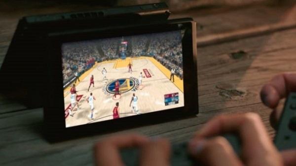 NBA 2K18: svelato il peso e il tipo d'installazione per la versione Switch [VIDEO]