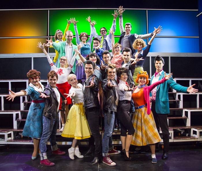 Grease, il musical con Guglielmo Scilla al Teatro Sistina [Foto e promo]