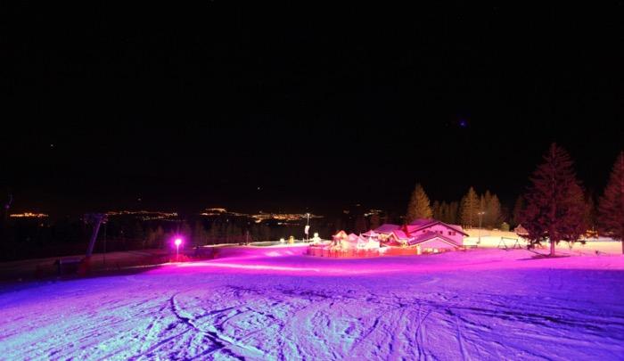 Capodanno sulla neve a Val di Non