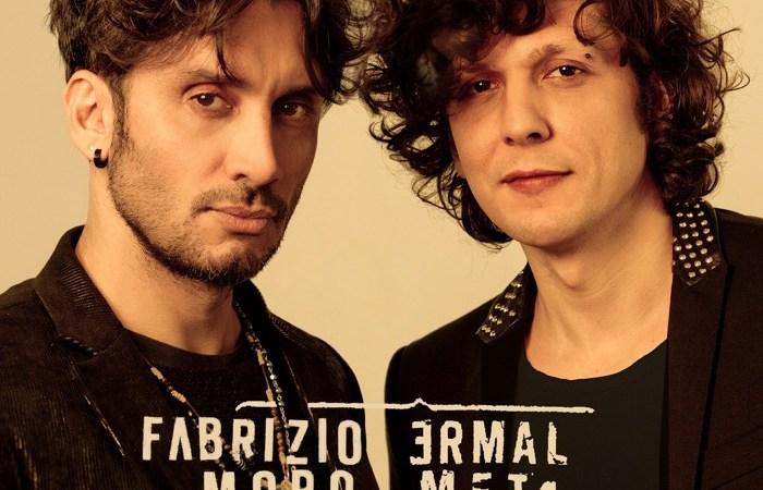 Ermal Meta e Fabrizio Moro insieme al Festival di Sanremo