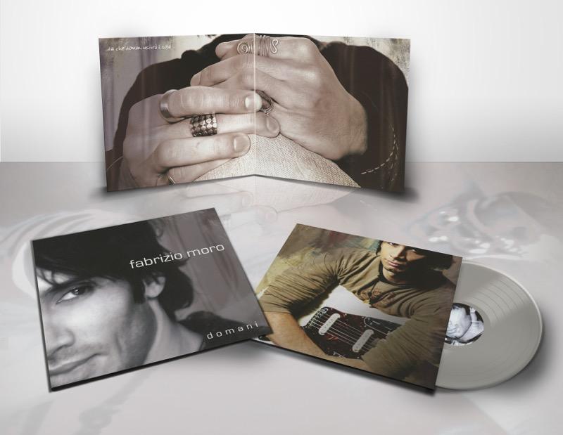 """""""Domani"""", dal 9 febbraio ristampa dell'album di Fabrizio Moro"""