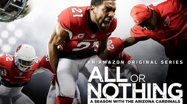 All or Nothing NFL su Amazon prime video
