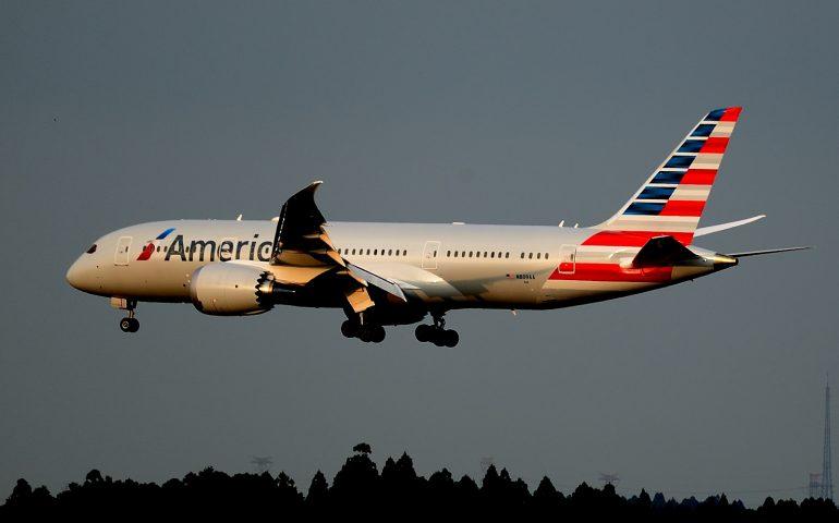 American Airlines lancia i Boeing 787 e la Premium Economy