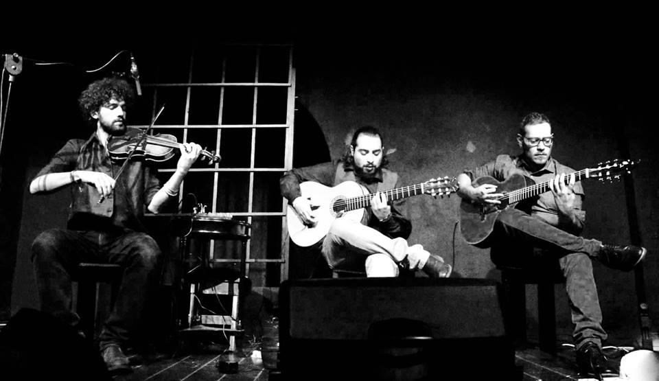 Flamenco Napuleño trio, al Teatro Galleria Toledo di Napoli