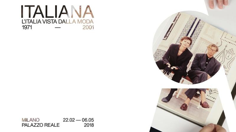 """Italiana"", una mostra celebra la moda italiana"