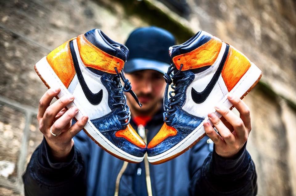 Kickit evento sneakers