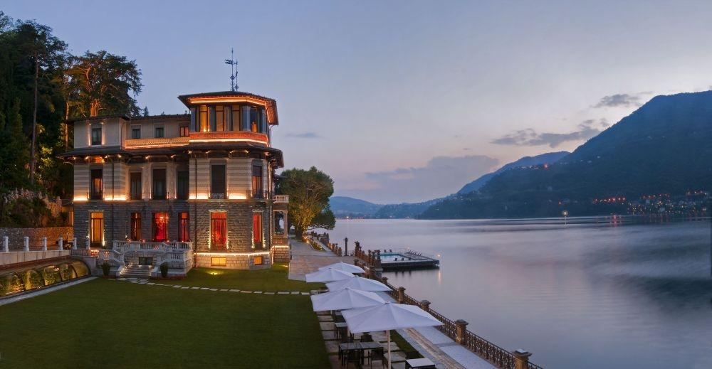 Sposarsi sul lago di Como: la romantica cornice del CastaDiva Resort & Spa