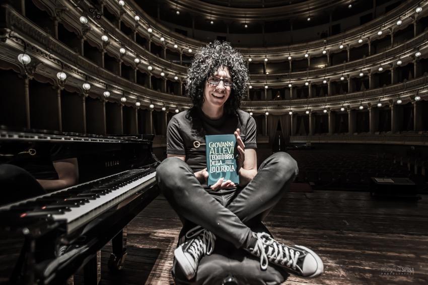 Giovanni Allevi nuovo romanzo