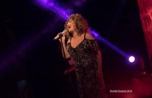 Marcella Bella live foto di Fiorella Passante