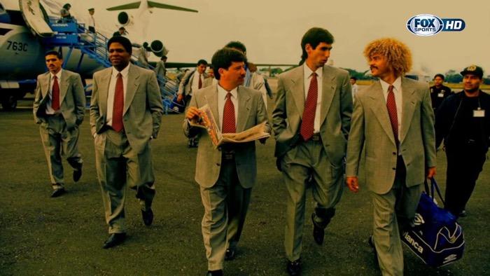 Andrés e Pablo: i due Escobar: su National Geographic e Fox Sports
