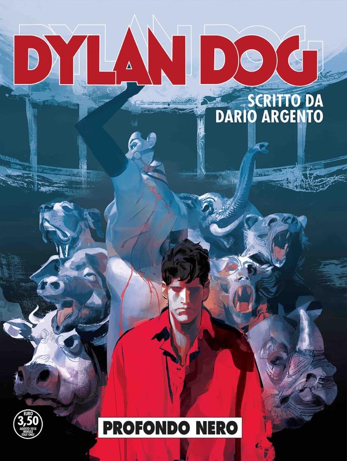 Dario Argento Dylan Dog