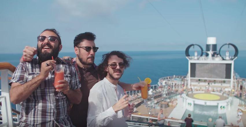 Le vacanze secondo The Jackal e MSC Crociere [Video]