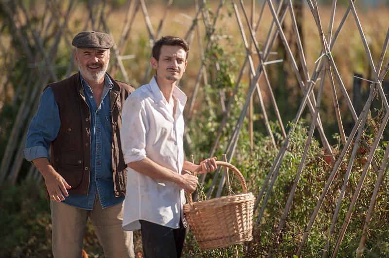 """""""Il vegetale"""", in esclusiva su Sky Cinema il nuovo film di Gennaro Nunziante con Luca Zingaretti"""