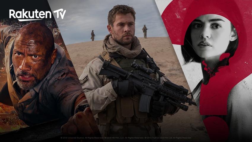 Rakuten Tv, tutte le novità di ottobre: Obbligo o verità, Sicario, Jurassic Park