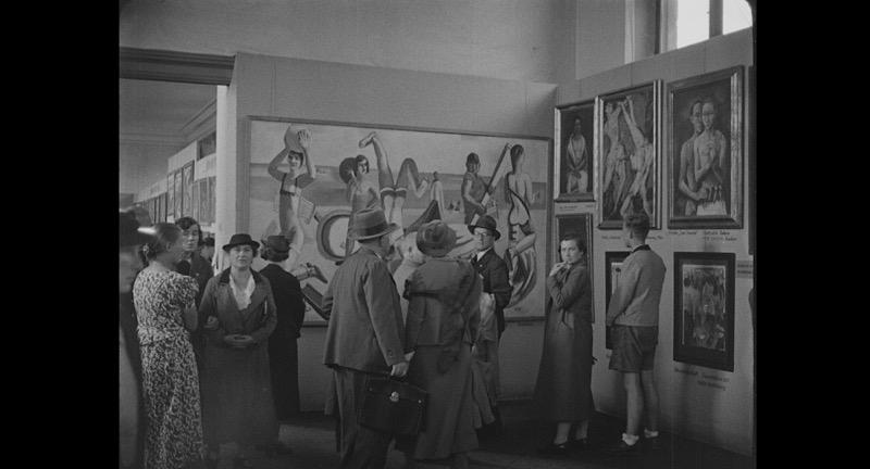 Hitler contro Picasso e gli altri. L'ossessione nazista per l'arte, un documentario esclusivo su Sky Arte