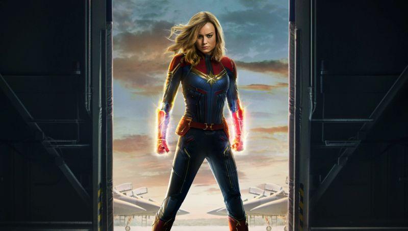 Captain Marvel: il primo trailer ufficiale del nuovo cinecomic Marvel