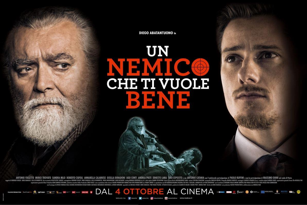 Un Nemico Che Ti Vuole Bene: Trailer ufficiale del film con Diego Abatantuono
