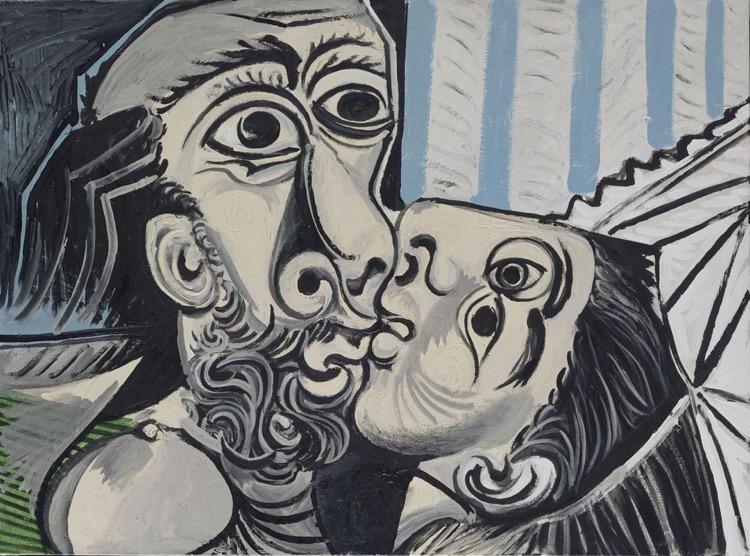 PICASSO-Il-bacio-Metamorfosi