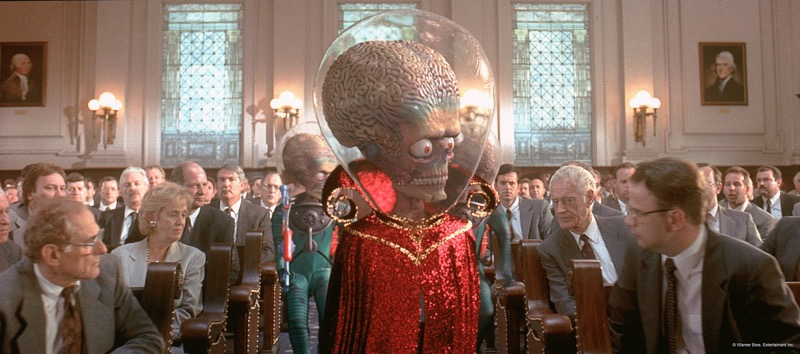 MarsAttacks! su Paramount channel