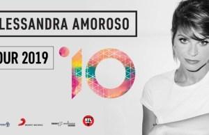 Alessandra Amoroso tour