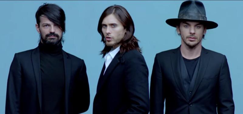 I quattro concerti  italiani della band di Jared Leto