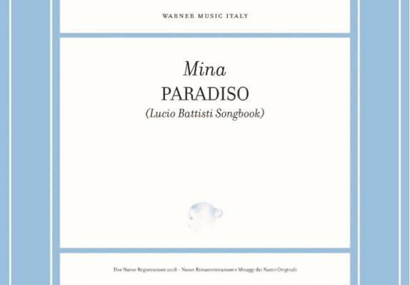 Mina Paradiso album