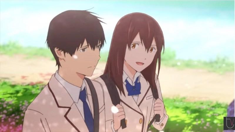 """""""Voglio mangiare il tuo pancreas"""", il nuovo film di animazione di Shinichiro Ushijima"""