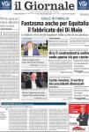 il giornale prima pagina