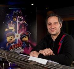 Claudio Santamaria The Lego movie 2
