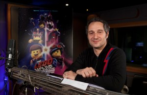 Claudio Santamaria The Lego movie 2