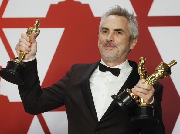 Alfonso Cuaron Oscar
