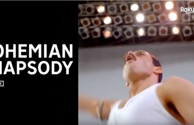 Bohemian Rhapsody su Rakuten tv copy