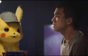 Pokémon detective Pikachu trailer copy