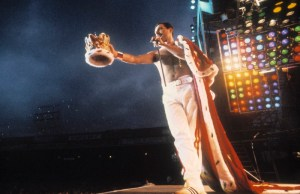 Queen Freddie Mercury su VH1