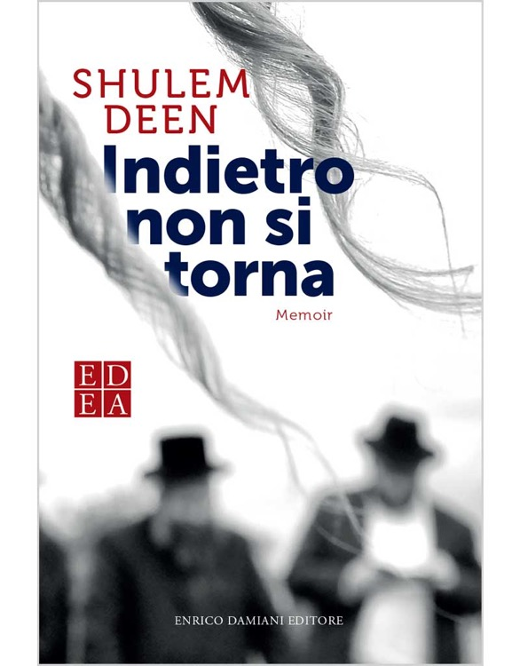 Shulem Deen Indietro non si torna cover