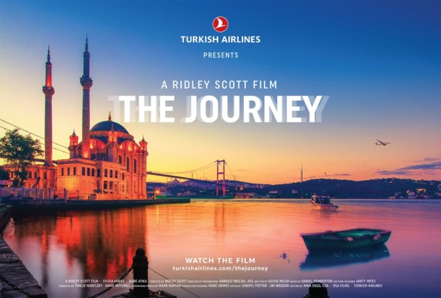 The Journey spot Turkish Airlines