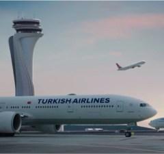 Turkish Airlines spot Ridley Scott copy