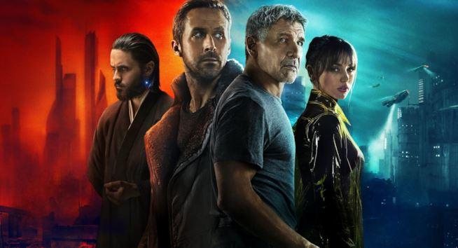Blade Runner 2049 Sky cinema Action