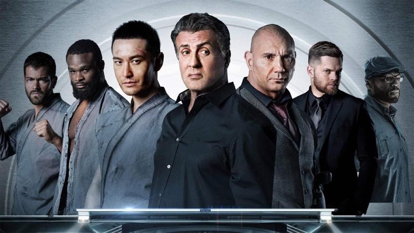 Escape Plan 2 - Ritorno all'inferno Sky cinema Uno