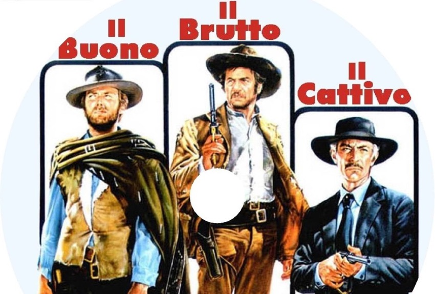 Il buono, il brutto, il cattivo Sky cinema Sergio Leone
