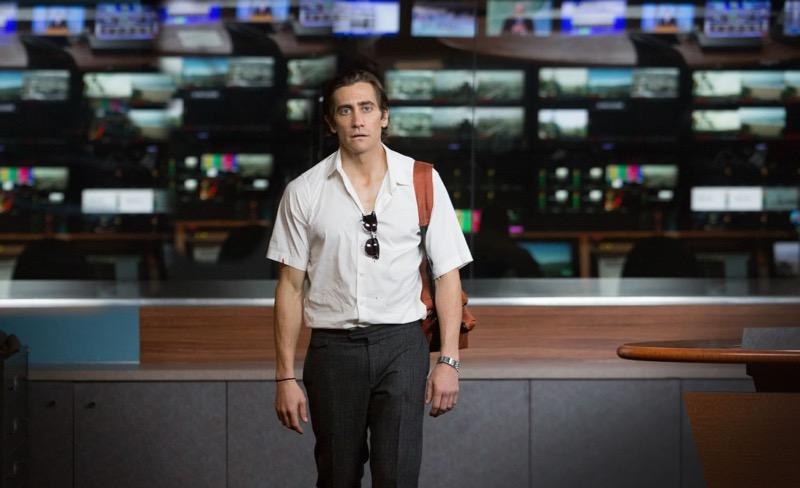 Lo sciacallo – Nightcrawler Sky cinema suspence