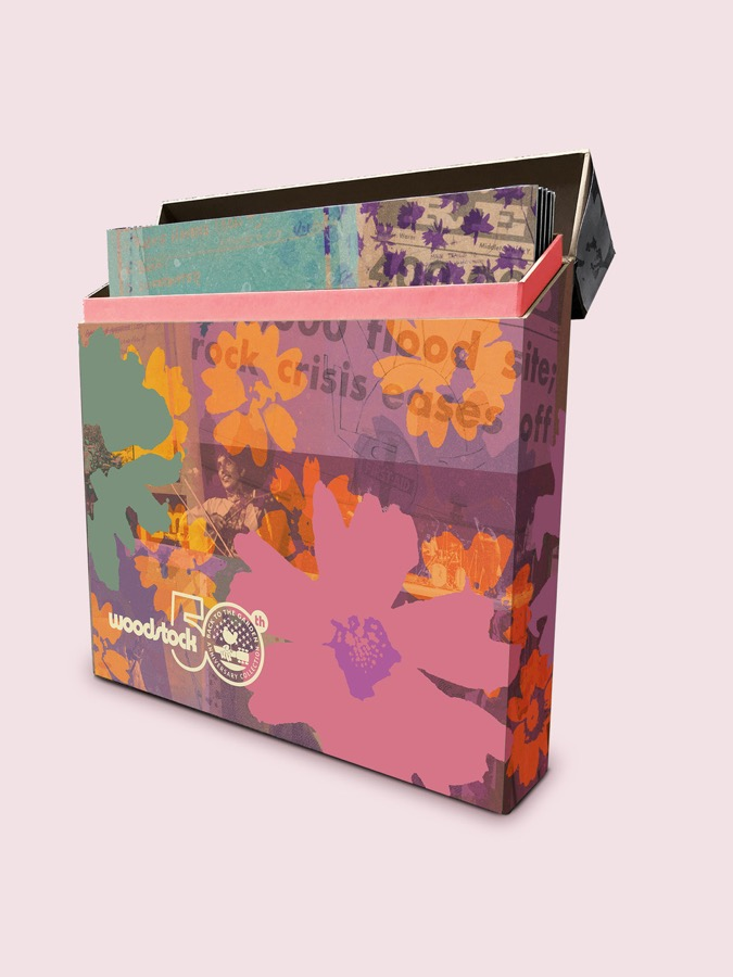 Woodstock collection LP