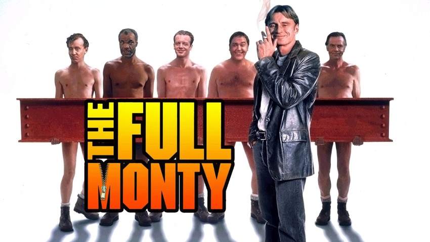 Full Monty - Squattrinati organizzati Sky cinema +24