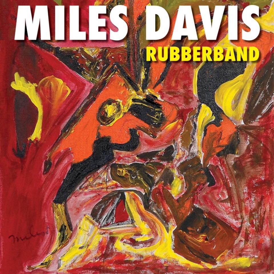 Miles Davis Rubberband Cover