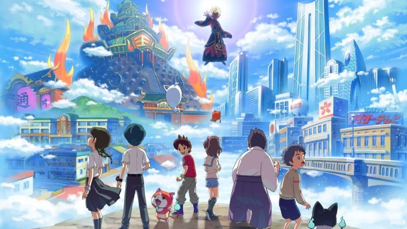 Annunciato Yo-Kai Watch 4 per l'occidente