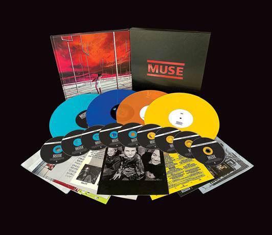 Origin of Muse, arriva il maxi cofanetto con le origini della band